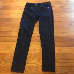 GAP 1969 High Rise Skinny Jeans 28/6